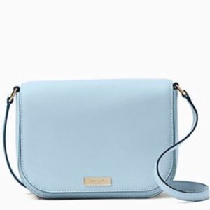 Kate Spade ♠️ NWT Light Blue Crossbody Bag